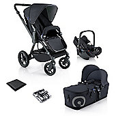 Concord Wanderer Mobility Travel System, Black