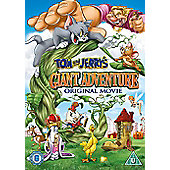 Tom & Jerry: Jack & The Beanstalk Giant Adventure (DVD)