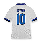 2013-14 Inter Milan Away Shirt (Kovacic 10) - Kids - White