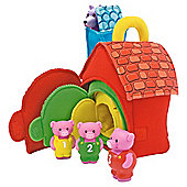 Three Little Pig playset