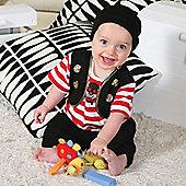 Buccaneer - Baby Costume 6-12 months