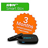 NOW TV Smart Box with Freeview and 3 Month Entertainment