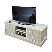 Cadence Solid Mahogany TV Cabinet