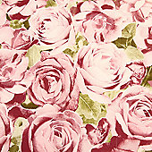 Decopatch Sheet ref. 459 Large Pink Roses