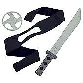 World Of Warrior Kuro Battle Gear