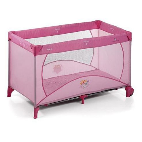Hauck Disney Dream n Play Go Travel Cot Princess