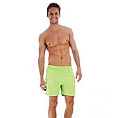 "Speedo Men's Sunfade Watershorts For Swimming and Leisure 16"" Leg Length - Green"