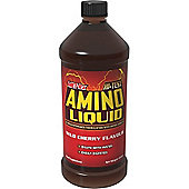 Met-Rx High Test Liquid Aminos Wild Cherry 473ml Liquid