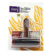 Pop-In Hard Rubber Brayer - 4""