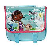 Doc Mcstuffins Satchel Sunny DaysAnd Caring Ways Backpack