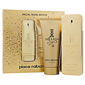 Paco 1 Million Eau De Toilette 100ML & All over Shampoo 100ML