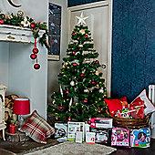6ft Meribel Green Spruce Christmas Tree