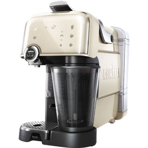 buy lavazza a modo mio fantasia coffee machine cream from our pod capsule machines range tesco. Black Bedroom Furniture Sets. Home Design Ideas