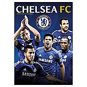 Chelsea 2015 Calendar
