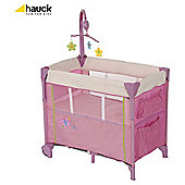Hauck Dream 'n' Care Butterfly Travel Cot