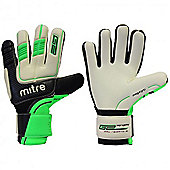 Mitre Anza G2 Pro Negative Goalkeeper Gloves - White