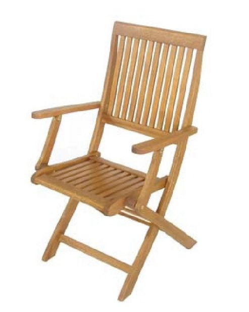 Royal Craft Sienna Folding Armchair