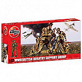 WWII British Infantry Support Group (A04710) 1:32