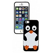 Trendz iPhone 5 and iPhone 5S Penguin Character Case