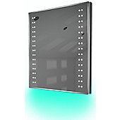 Ambient Ultra-Slim LED Bathroom Mirror With Demister Pad & Sensor K13T