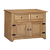 Core Products MX916 Pine Medium Sideboard