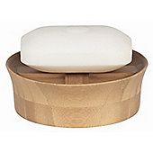Spirella Max-Light Wood Soap Dish - Bamboo