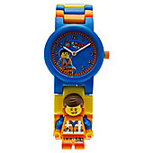 LEGO Movie Emmet watch