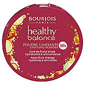 Bourjois Healthy Balance Powder Vanille