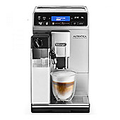 De'Longhi ETAM29660SB Autentica Cappuccino Coffee Maker with 1450W in Silver