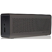 Braven Portable Wireless Speaker in Grey Aluminium