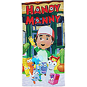 Disney Handy Manny Beach Towel