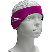 Ear Bandit Swimming Headband - Pink