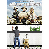 A Million Ways to Die in the West / Ted (Double Pack) DVD