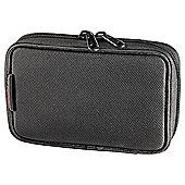 Hama S3 universal nylon satnav case S3 - Black