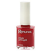 Renunail Triple Strength Colour Pomegranite