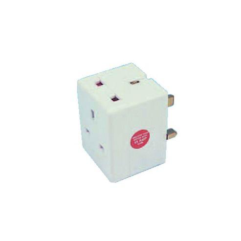 2-Way Multi-Plug