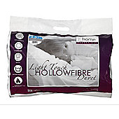 Catherine Lansfield Home Essentials 4.5 Tog Quilt Hollowfibre Quilt - Single
