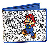 Super Mario Bros BiFold Wallet