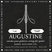 Augustine Classical Guitar String Set - Black