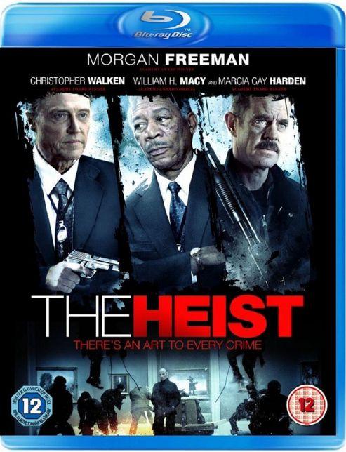 The Heist Blu Ray