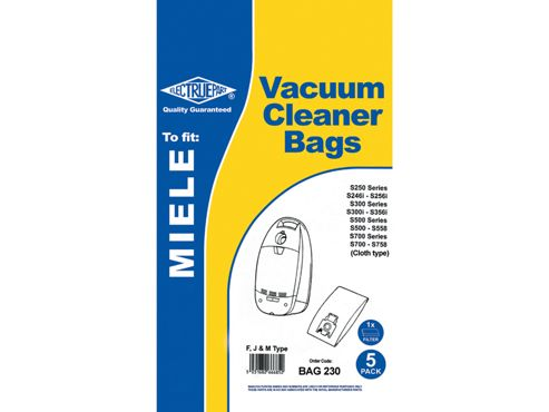 Connect Bag230 Dust Bag Cyl Miele S246I-s256I X5