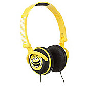 Children\'s Doodles Character 85 dB Limiting Headphones