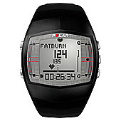 Polar FT40 Sports Watch/Heart Rate Monitor, Black