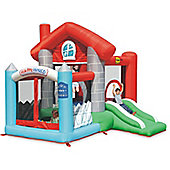 Aeroplane Bouncy Castle 9237
