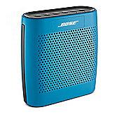 Bose SOUNDLINKCOL-BLA Soundlink Colour Portable Bluetooth Speaker in Blue
