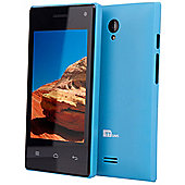 TTsims M5 SMART - 3.5 inch Android Smart Phone Unlocked - Blue