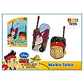 Disney Jake and The Neverland Pirates Walkie Takies