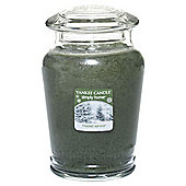 Yankee Candle Medium Jar Frosted Spruce