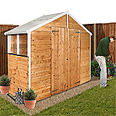 BillyOh 4000 3 x 8 Tongue & Groove Apex Shed