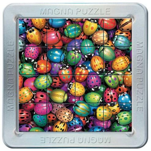 3D Mini Magna Puzzle - Bugs - Cheatwell Games